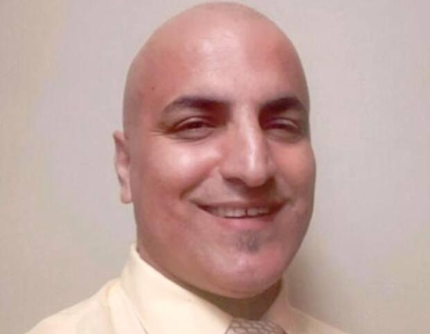 Anwar Kamaran, owner of Walsh Save On Gas, pleaded guilty to assaulting members of the Shoesmith family, who own a rival gas station, and was sentenced Tuesday to eight months in jail. (Alberta Liberals - image credit)