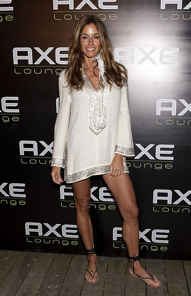 "Oops! Looks like loopy ""Real Housewives of New York City"" star Kelly Bensimon forgot to put on her pants. Again. Eugene Gologursky/<a href=""http://www.gettyimages.com/"" target=""new"">GettyImages.com</a> - May 29, 2010"