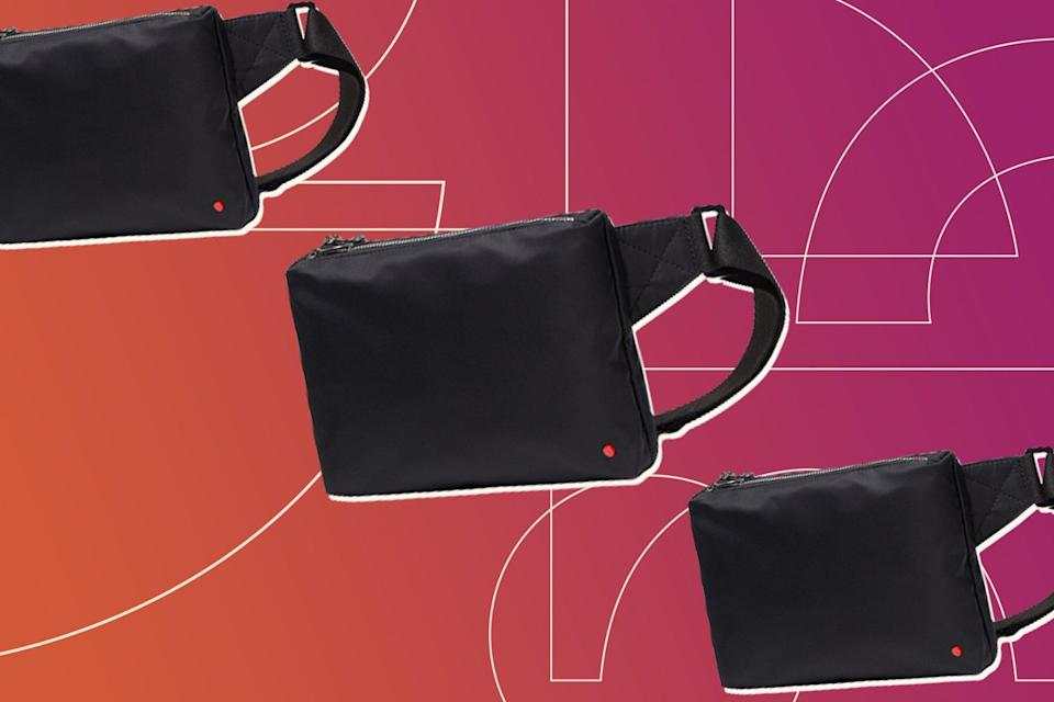 This Fanny Pack That Has a 2,000 Person Waitlist is Back in Stock — With a Major Upgrade