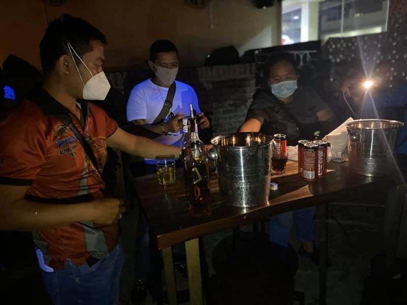 8 foreigners, 28 others arrested for clubbing