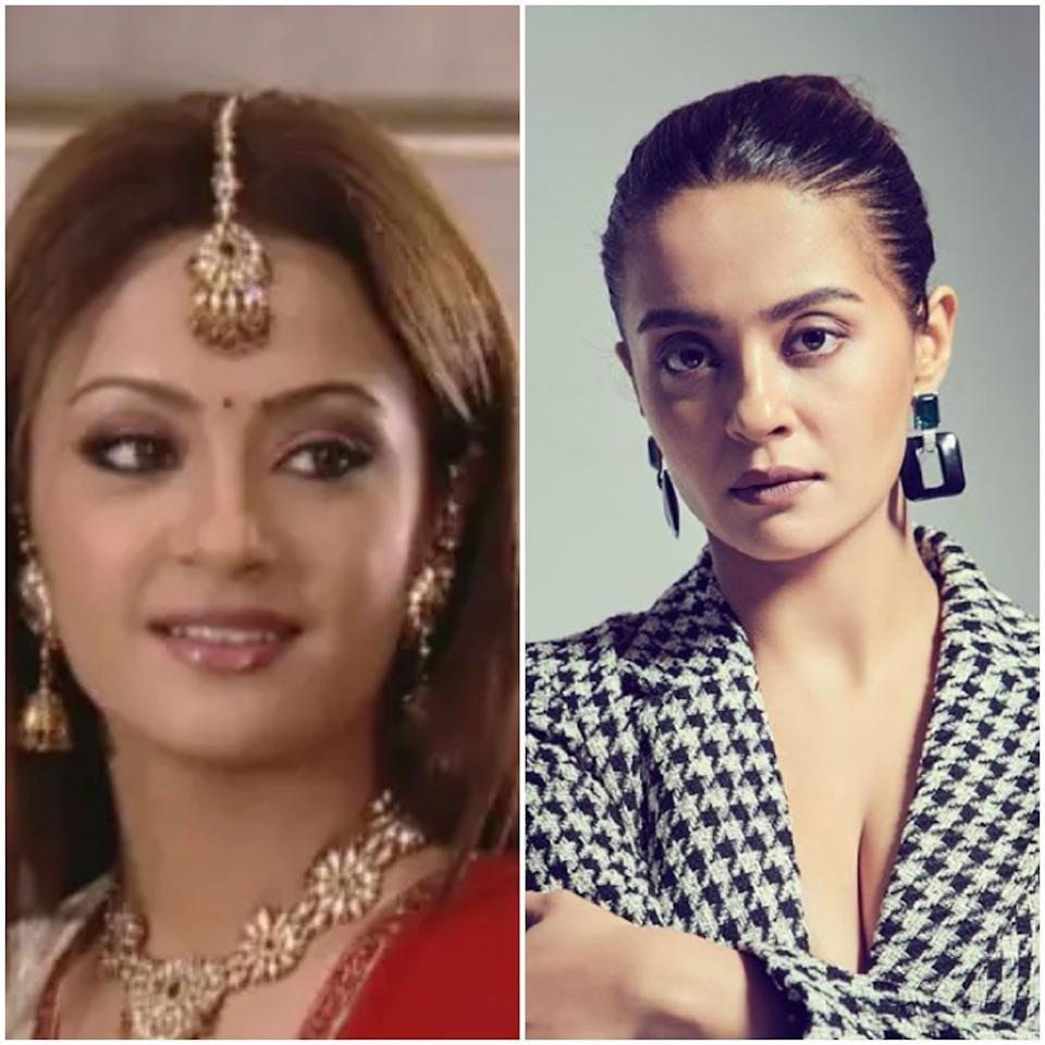 Surveen was first seen in Ekta Kapoor's <em>Kahiin Toh Hoga </em>that ran in the early 2000s. She played one of the younger sisters of the lead actress played by Aamna Shariff. The character essayed by Surveen was a typical of the serials of that era: laden with heavy jewelry, kohl-rimmed eyes and layers of fabric. The Surveen of today has shed quite many kilos and features a sharply chiseled face.
