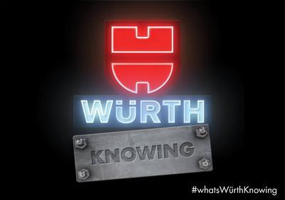Würth Industry North America Announces New Engineering YouTube Series Würth Knowing