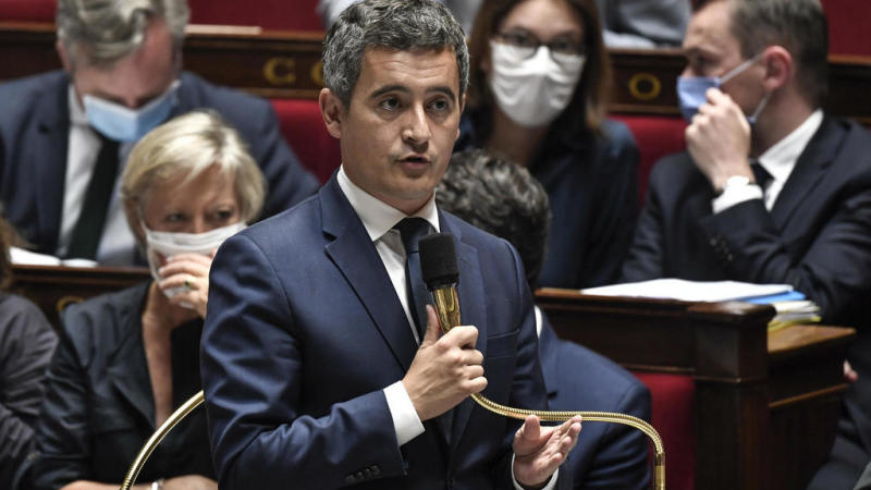 Defending police, France's new interior minister says officers use 'legitimate violence'