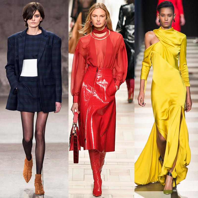 <h2>The Biggest Fall 2017 Trends To Know Now</h2>                                                                                                                                                                                                                                      <h4>Tibi, Fendi, Monse. Photos: ImaxTree, Getty Images.</h4>