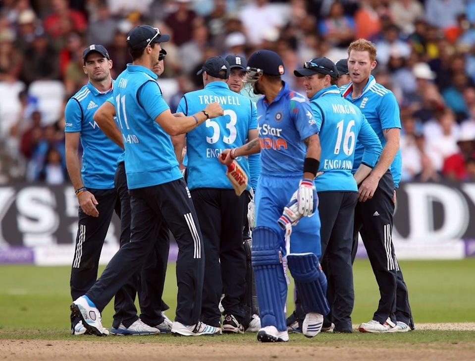 England and India are due to face each other in six limited-overs matches next summer (Simon Cooper/PA) (PA Archive)