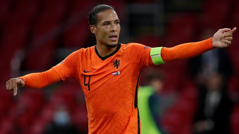 Van Dijk won't make excuses for 'poor' Netherlands showing against Italy