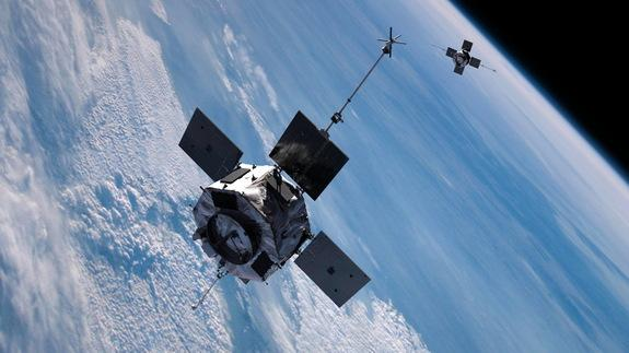 NASA Radiation Probes Aiding Space Weather Forecasts