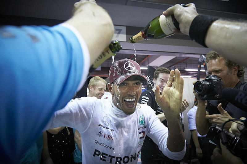 Singapore GP win one of Mercedes' 'greatest'