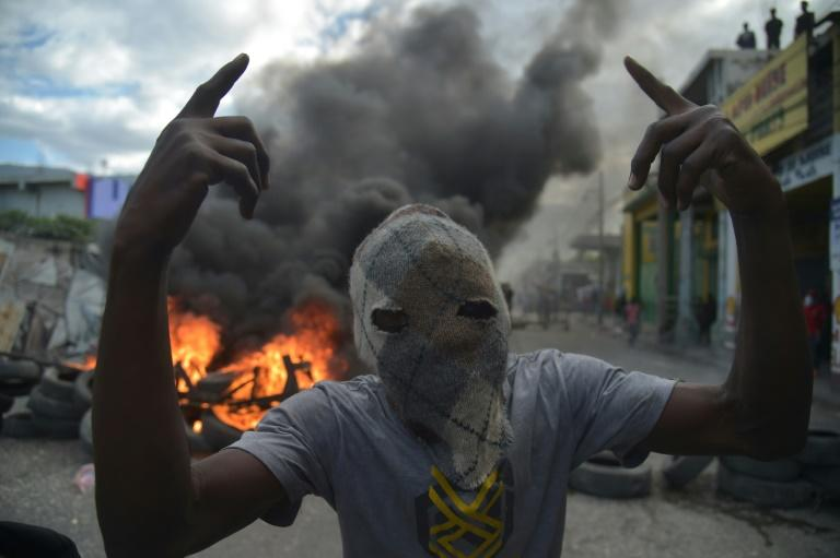 Violent footage beamed worldwide has sent the message impoverished Haiti is no place to go on holiday