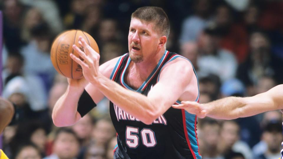 """<p>Bryant """"Big Country"""" Reeves was a pretty big deal when he signed a six-year, $60 million-plus deal with the then-Vancouver Grizzlies. That was due in part to his 7-foot frame, but also to his ability on the court — where he averaged 16 points and eight rebounds a game through his first two seasons with the Grizzlies.</p> <p>But, for NBA fans in western Canada, the end result proved disastrous. Reeves stopped putting up big stats in 1998-99 — a season in which he only made it into 25 games — and his career ultimately ground to a halt with the 2000-01 season, the last one before the Grizzlies relocated to Memphis.</p> <p><em><strong>See: <a href=""""https://www.gobankingrates.com/net-worth/sports/athletes-got-rich-something-other-than-sports/?utm_campaign=1053693&utm_source=yahoo.com&utm_content=23"""" rel=""""nofollow noopener"""" target=""""_blank"""" data-ylk=""""slk:Athletes Who Got Rich for Something Other Than Sports"""" class=""""link rapid-noclick-resp"""">Athletes Who Got Rich for Something Other Than Sports</a></strong></em></p> <p><small>Image Credits: Icon Sportswire / Getty Images</small></p>"""