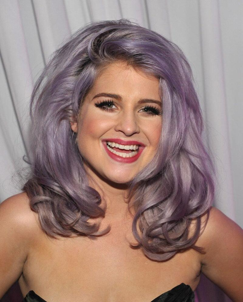 Host Kelly Osbourne at the W Hotels Backstage Lounge at Logo's NewNowNext Awards at Avalon on April 5, 2012 in Hollywood, California. (John Shearer, Getty Images)