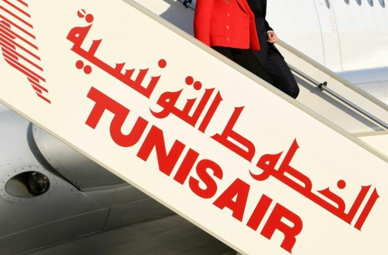 Tunisair runs a fleet of 26 aircraft, of which seven are operational -- but employs around 7,600 people