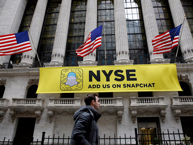 Snapchat is still bigger than Instagram for younger United States millennials