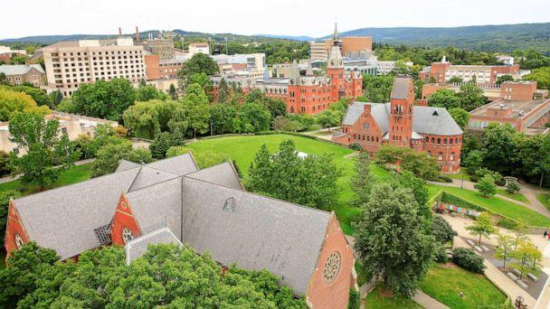 PHOTO: The Cornell University campus in Ithaca, N.Y. (STOCK PHOTO/Getty Images)