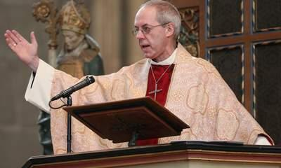 Archbishop Of Canterbury Snubs Animal Charity