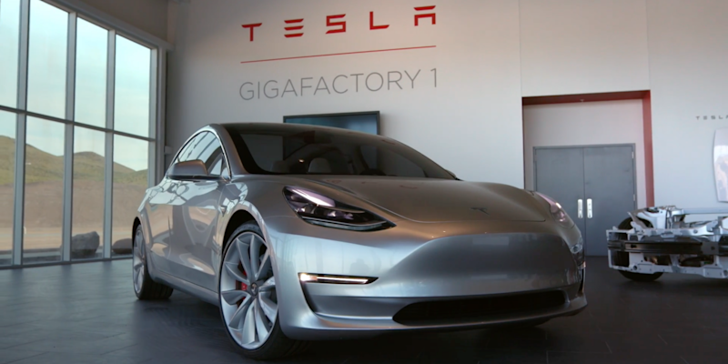 Tesla pushes back Model 3 targets again after production miss