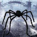 <p>Shock guests with this <span>Dreampark Halloween Decorations Giant Spider</span> ($10).</p>