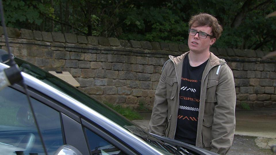 <p>He says that they'll be able to subtly convince Mandy to get back together with Paul.</p>