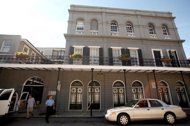 LaLaurie-Villa, New Orleans, Louisana (Bild: ddpimages)