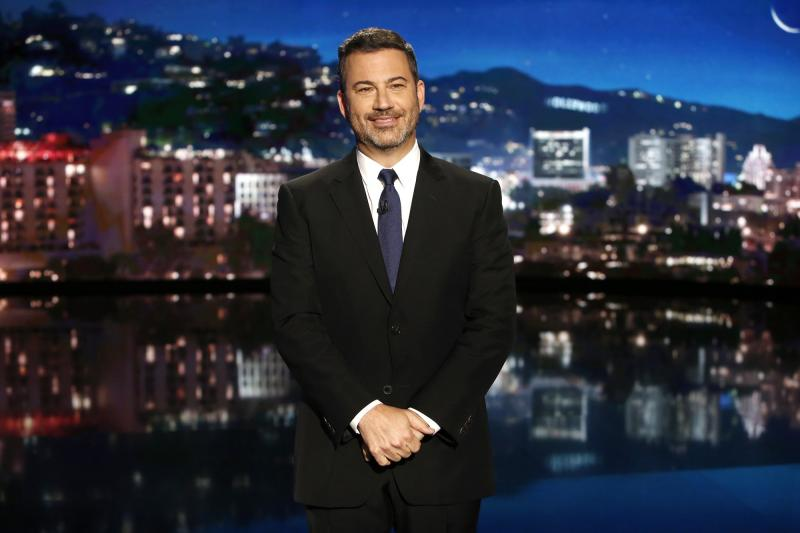 Jimmy Kimmel to host Who Wants to Be a Millionaire for 20th anniversary special run