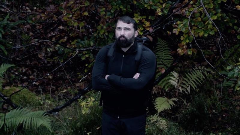 Ex-marine Ant Middleton is the chief instructor on 'Celebrity SAS: Who Dares Wins' (Channel 4)