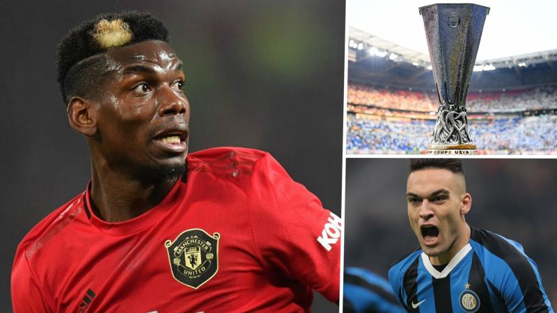 Europa League draw: Man Utd could face Istanbul Basaksehir in quarter-finals while Inter vs Leverkusen is possible