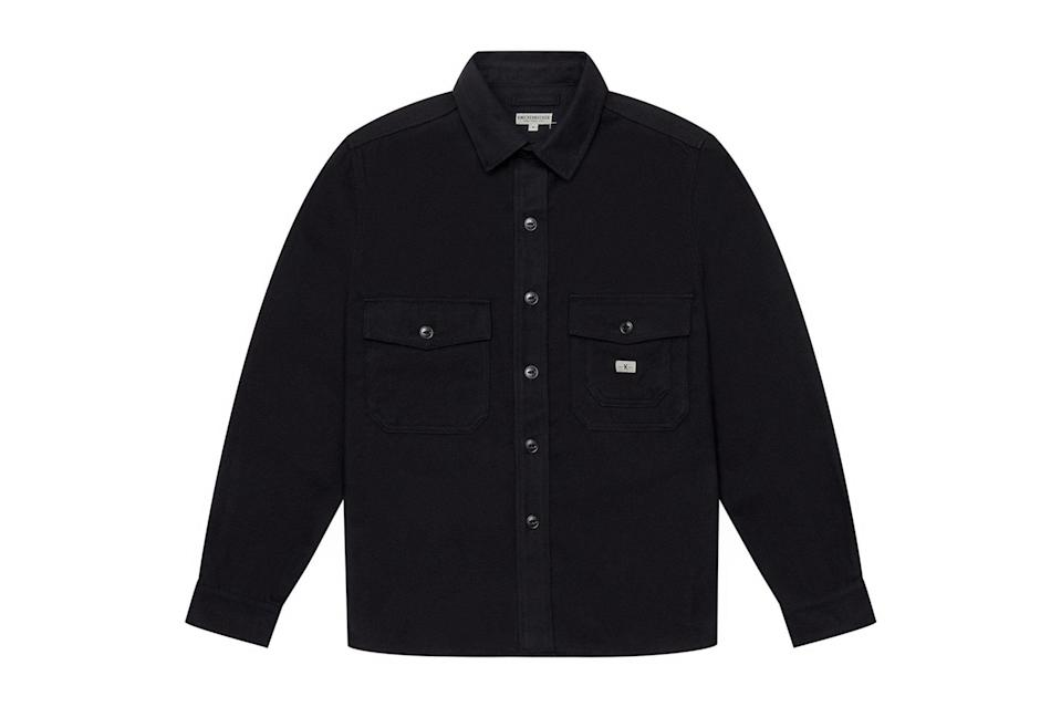 """In the colder months, a good overshirt will get more play than almost any garment in your closet, which is why you should pick a reliable, classic one that'll look fly with everything.<br> <br> <em>Knickerbocker CPO overshirt</em> $295, Huckberry. <a href=""""https://huckberry.com/store/knickerbocker/category/p/65724-cpo-overshirt"""" rel=""""nofollow noopener"""" target=""""_blank"""" data-ylk=""""slk:Get it now!"""" class=""""link rapid-noclick-resp"""">Get it now!</a>"""