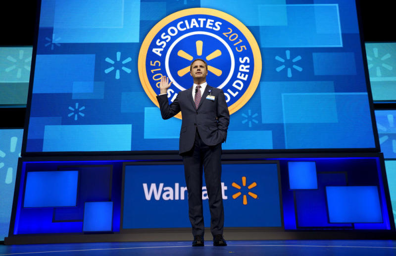 Walmart CEO Responds To Employee's Petition To Stop Selling Guns