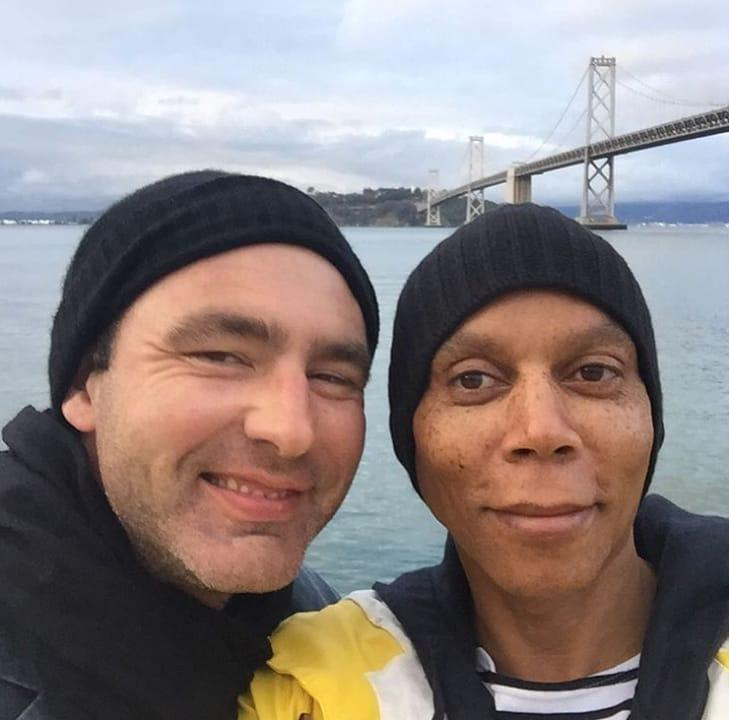In January 2017, RuPaul secretly married his partner of 23 years, Georges LeBar. Twenty-three years, people!