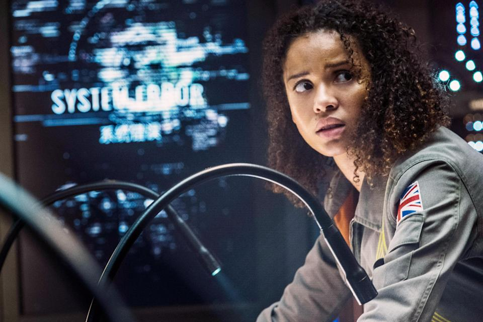 The Cloverfield Paradox big time jumped the shark