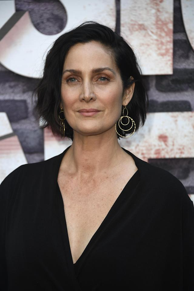 <p>Recently seen on <strong>Jessica Jones</strong>, Moss will reprise her role as badass computer programmer and First Mate of the Nebuchadnezzar Trinity. Like her partner, Trinity also perishes at the end of <strong>The Matrix Revolutions</strong>, but she'll be making her way back into the Matrix for the fourth film.</p>