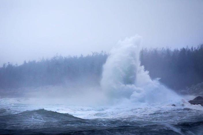 PHOTOS: Teddy unleashes soaring waves, winds, heavy rain on Atlantic Canada