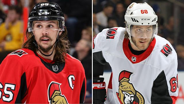 Melinda Karlsson has filed for an order of protection against Monika Caryk, the longtime partner of Mike Hoffman, over a series of harassing social media posts.