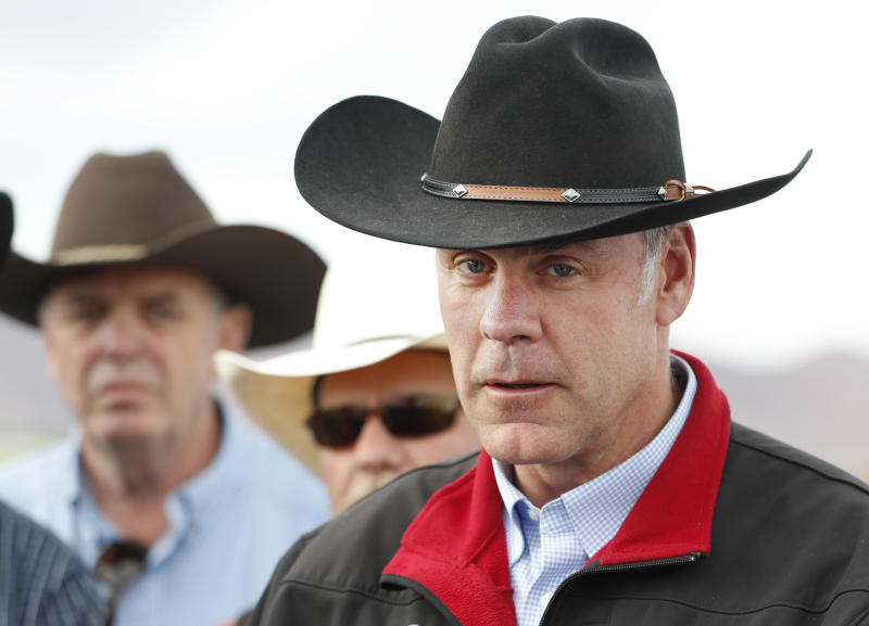 Interior Secretary Ryan Zinke has called himself