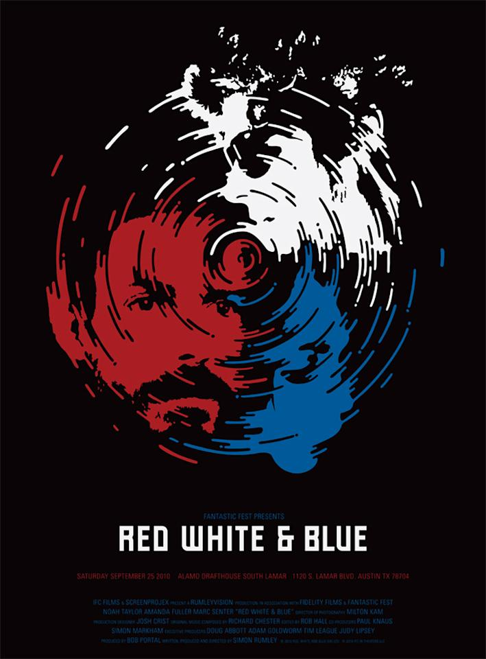"""IFC Midnight, the new genre label of IFC Films has partnered with Fantastic Fest for the first time to bring four of its festival films to audiences nationwide via the movies-on-demand platform. <a href=""""http://movies.yahoo.com/movie/1810097900/info"""">Red White & Blue</a>, Heartless, Primal and High Lane will premiere at the festival and be available on-demand simultaneously. In Red White & Blue, Erica is a tough, troubled nymphomaniac with wound across her soul. For Erica, sleeping with multiple men forms the core of her life, until she meets the mysterious Iraq vet Nate. Despite his air of danger, Nate's the only guy who doesn't immediately want to sleep with her, and the two form a hesitant bond. But in a shocking twist, one of Erica's earlier sexual encounters with wannabe rock star Franki will have unexpected -- and devastating -- consequences on both of their lives."""