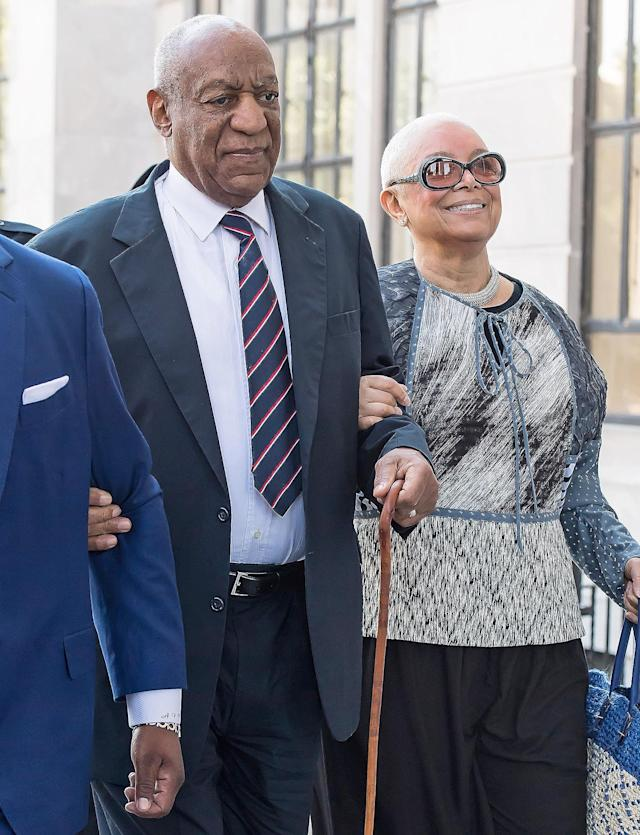 Camille Cosby released a fiery statement after a mistrial was declared in her husband Bill Cosby's sexual assault case on Saturday, June 17 — read more