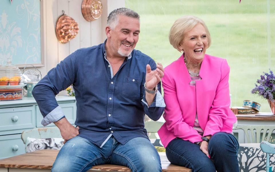 Paul Hollywood has shot to fame since starring on Bake Off alongside Mary Berry. Copyright [BBC]