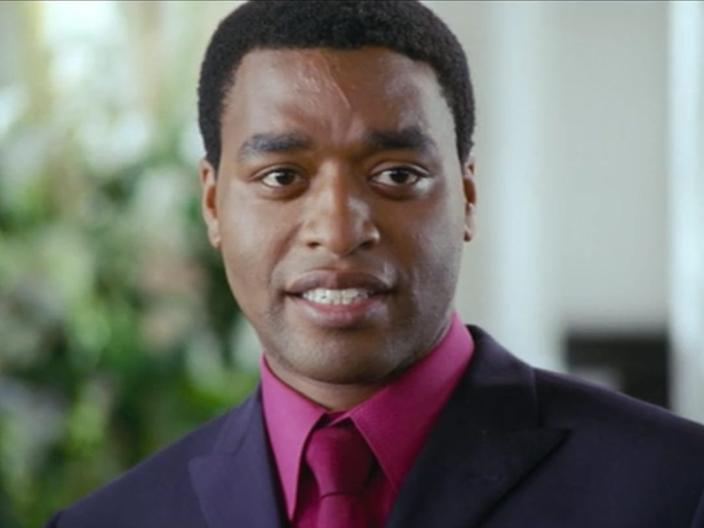 Chiwatel Ejiofor Love Actually