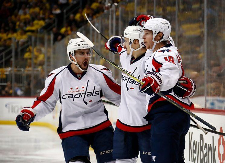 90a9b7546 Capitals needed playoff near-death to earn new life, Game 7