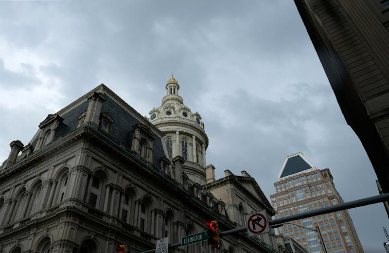 Baltimore city hall was targeted in a cyberattack