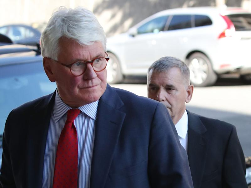 Prominent Lawyer's Indictment Puts Pressure on Foreign Lobbyists