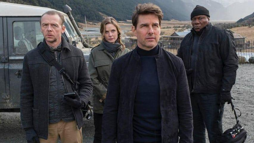 Mission Impossible 7- Cast