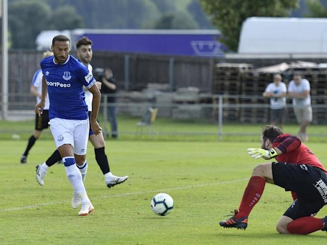 Everton thrash Austrian side ATV Irdning 22-0 in Marco Silva's first game in charge