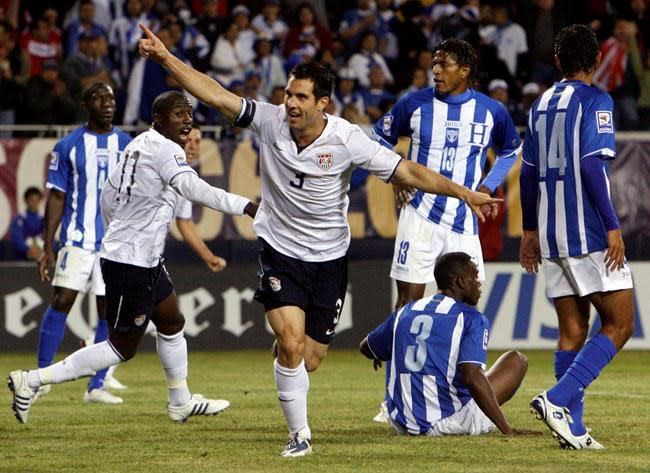 Carlos Bocanegra lone inductee to Soccer Hall for 2020