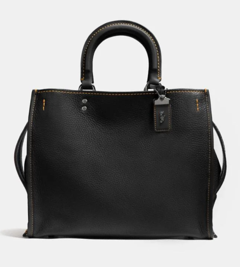 Available in two colours. Image via Coach.