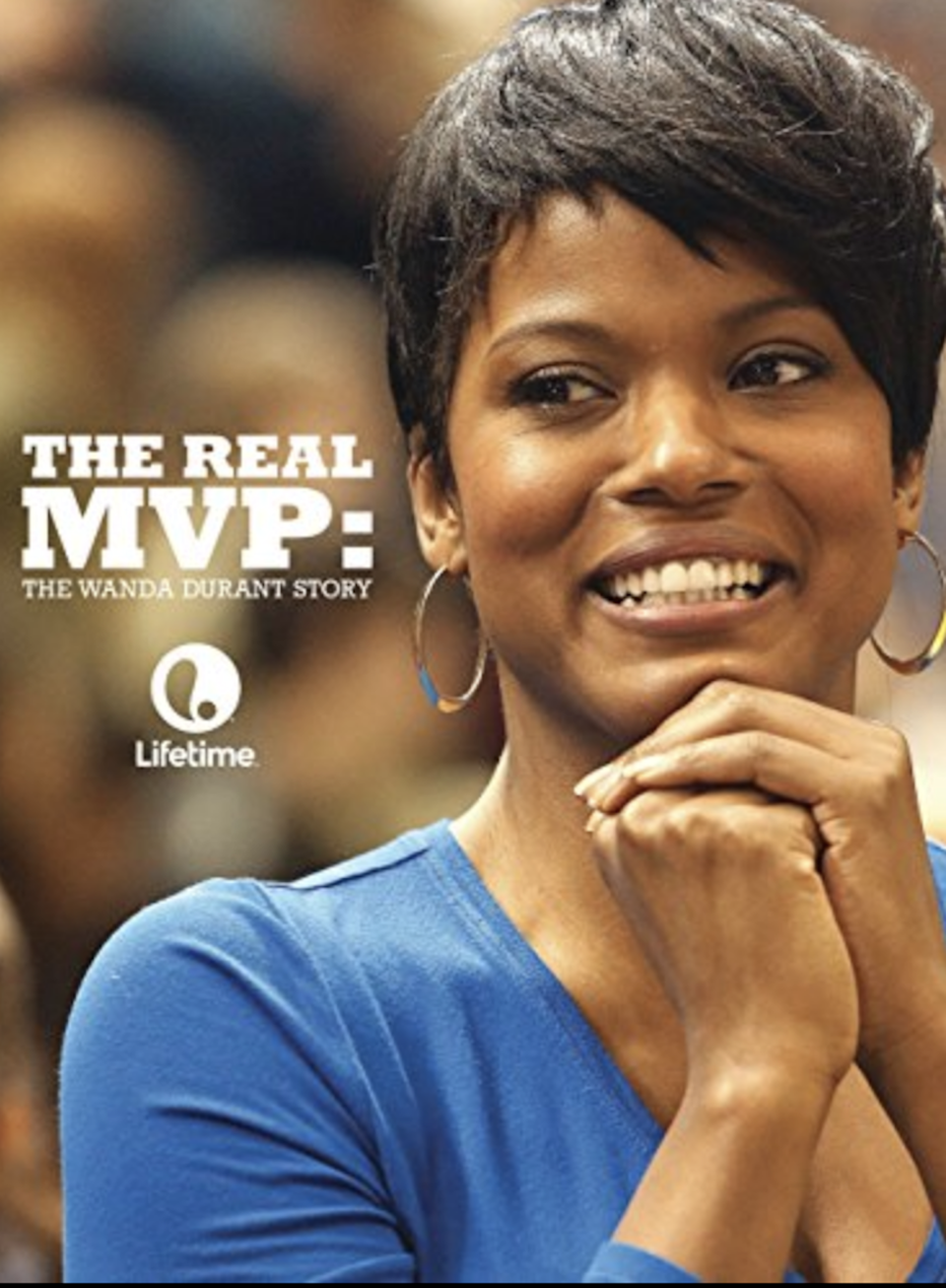 """<p>An inspiring true story about how a single mother, Wanda Durant, worked and struggled to raise her son who would grow up to become of the best basketball players ever: Kevin Durant. Cassandra Freeman stars as Wanda, while Daniel Bellomy plays Kevin in this inspirational Lifetime film.</p> <p><a href=""""https://www.amazon.com/Real-MVP-Wanda-Durant-Story/dp/B01FIE24NI/ref=sr_1_1?dchild=1&keywords=The+Real+MVP%3A+The+Wanda+Durant+Story&qid=1595444392&sr=8-1"""" rel=""""nofollow noopener"""" target=""""_blank"""" data-ylk=""""slk:Stream on Amazon Prime Video"""" class=""""link rapid-noclick-resp""""><em>Stream on Amazon Prime Video</em></a></p>"""