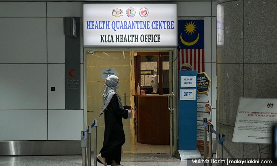 Foreigners must pay for quarantine, test before entering - Ismail Sabri