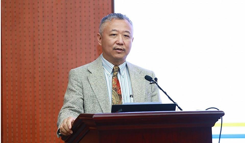 Professor Gong Peng has been recommended for the role of vice-president in academic development. Photo: Handout