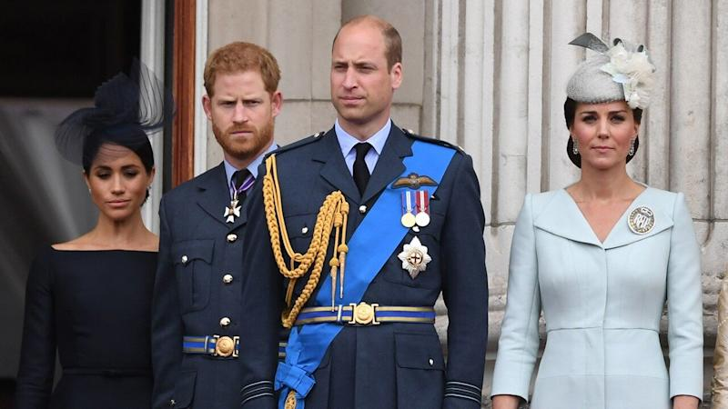 Why Meghan Markle and Prince Harry Are Expected to Exit Prince William and Kate Middleton's Royal Foundation