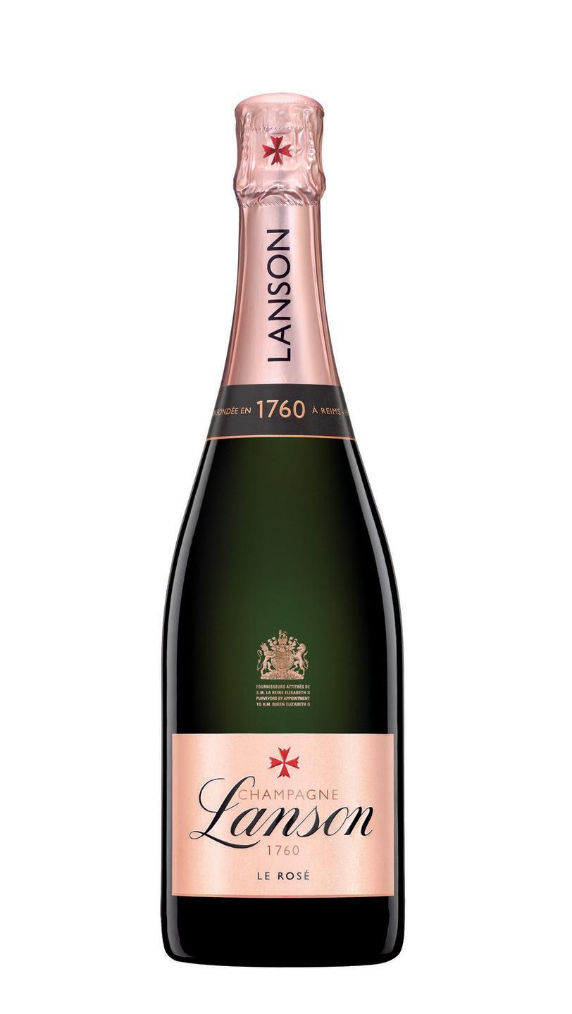 "<p>Delicate and fruity with a salmony pink blush, Lanson Le Rosé is made with only the finest Crus of Champagne. The subtle addition of juicy reds and a longer ageing time in the wine cellar give it the aroma of rose and notes of berry. The perfect match to a romantic evening, it pairs beautifully with seafood, particularly shellfish. With more than 60 years of rosé-making experience behind it, Lanson Le Rosé is one of the first rosé champagnes. A true classic. </p><p>£45, <a href=""https://www.moonpig.com/uk/gifts/p/lanson-le-rose-label-champagne-75cl-with-free-stopper/nwchlr5-ar/?gclid=EAIaIQobChMI2sPCzeO-7gIVjJftCh0yHQ6wEAQYASABEgJ0kPD_BwE&gclsrc=aw.ds&utm_campaign=shopping&utm_medium=cpc&utm_source=google"" rel=""nofollow noopener"" target=""_blank"" data-ylk=""slk:Moonpig"" class=""link rapid-noclick-resp"">Moonpig</a>.</p>"